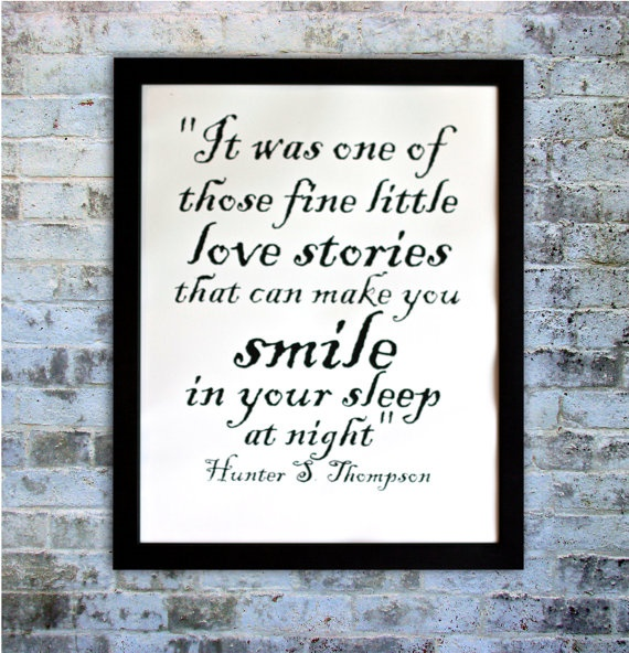 Hunter S Thompson Music Quote: 1000+ Images About **~Hunter S. Thompson~** On Pinterest