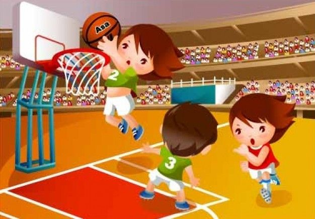 Basketball  Best for kids who are agile, with good hand-eye coordination.