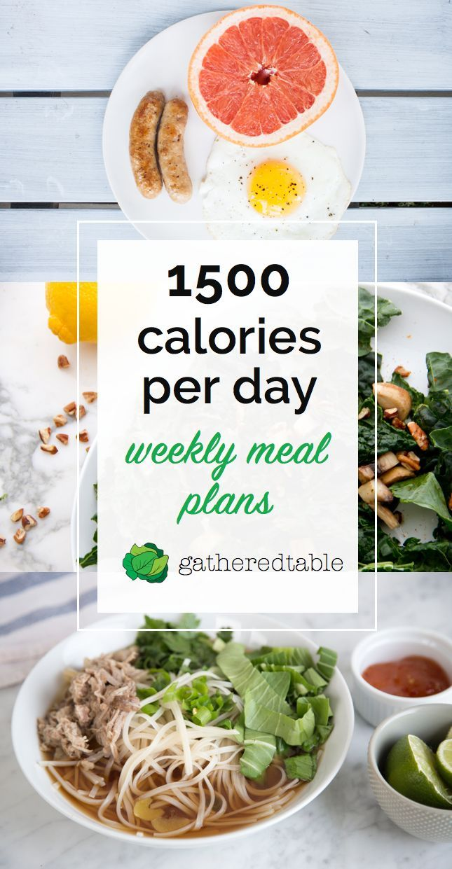 Introducing 1500 calorie meal plans, curated by nutritionists and featuring wholesome, delicious recipes for 3 meals/day + snacks. Start your free trial today!