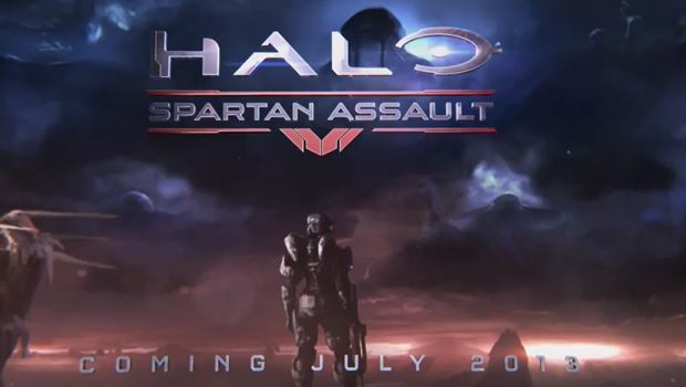 Halo Spartan Assault Game Free Download