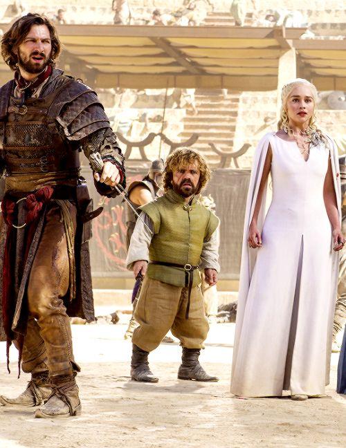 17 Best images about game of thrones on Pinterest ... Daario Naharis Daenerys
