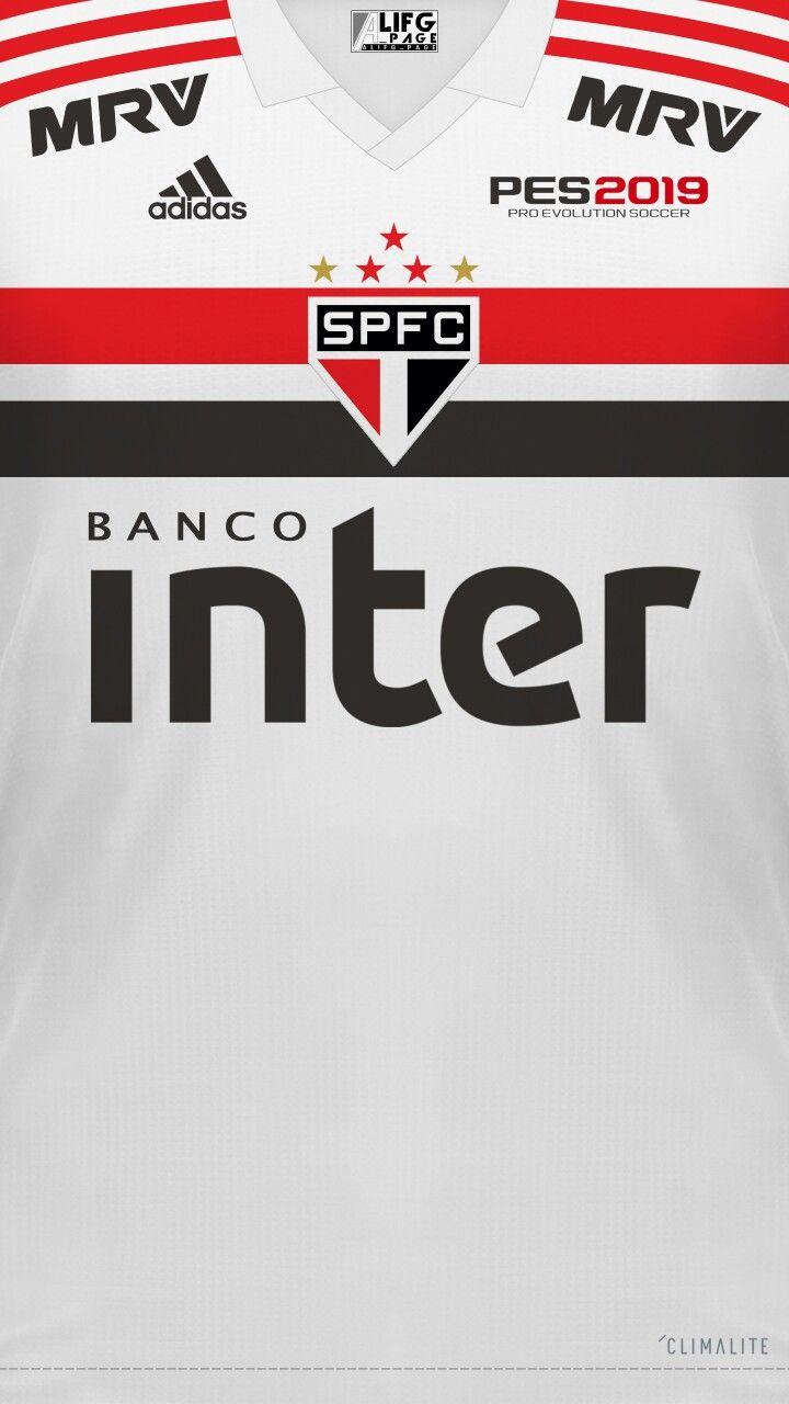 888bdea52d Uniformes Futebol, Camisas De Futebol, São Paulo Futebol Clube, Times De  Futebol,