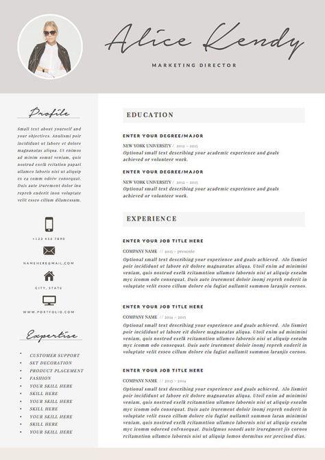 Die besten 25+ Career goals examples Ideen auf Pinterest - sa good resume example
