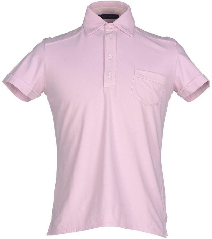 YACHT CLUB de MONACO COLLECTION Polo shirts