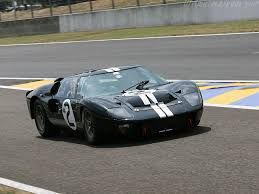 le mans 24h 1966 winner ford gt40 mkii 2 bruce mclarenchris amon