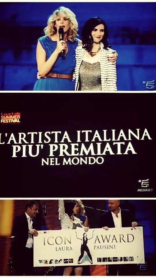 Da una vita,sempre tu! Laura Pausini