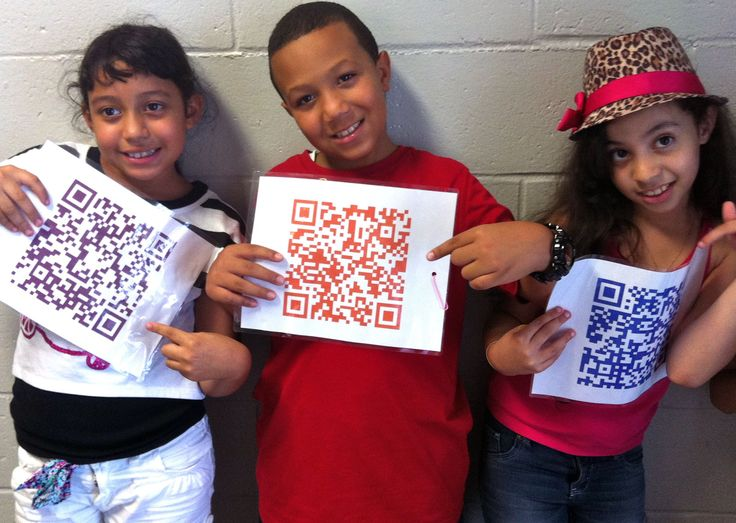 Ten Ways to Use QR Codes for Education | Scholastic.com