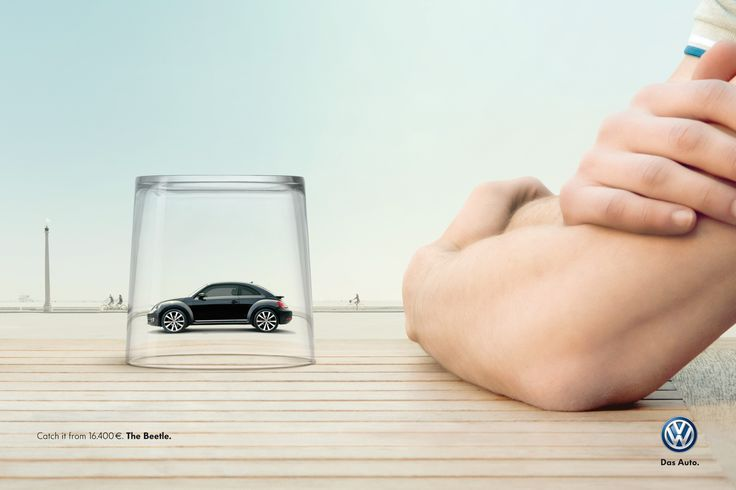 Volkswagen: Glass | Ads of the World™