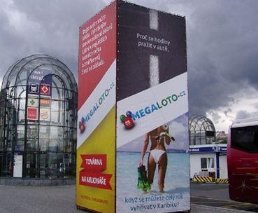 MegaLoto.cz w Czechach