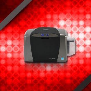 DTC1250E ID Card Printer Fargo DTC1250e, Untuk kebutuhan pencetakan ID Card yang lebih mudah. Solusi ideal untuk cetak kartu bisnis, sekolah, pemerintah daerah kecil dll.