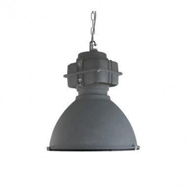 Hanglampen : Industry hanglamp grijs