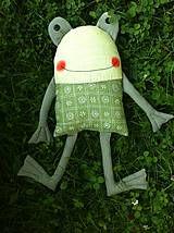 Hračky - Žabka - 7091503_