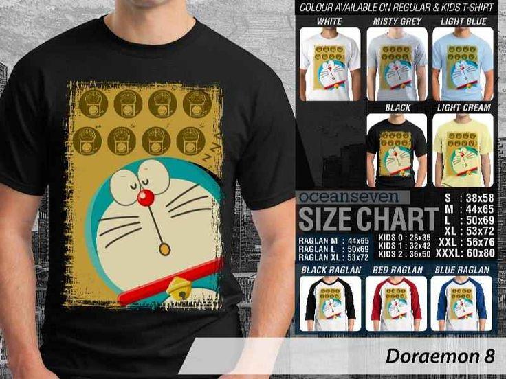 OMAH STORE: Doraemon 8