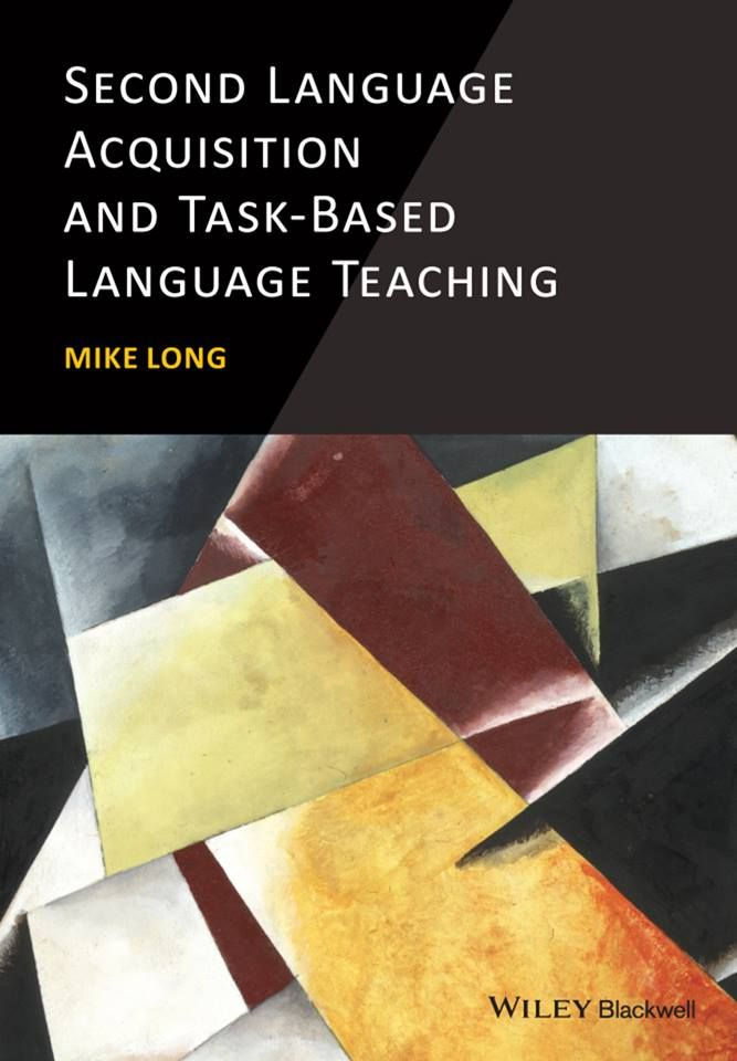 EFL/ESL Books: Second Language Acquisition and Task-Based Language Teaching
