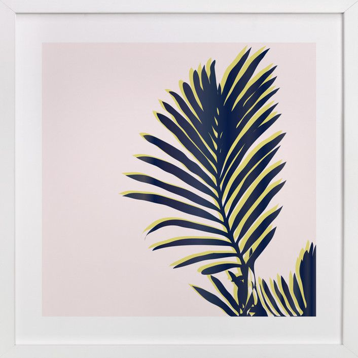 Palm Study #2 by Cindy Lackey at minted.com