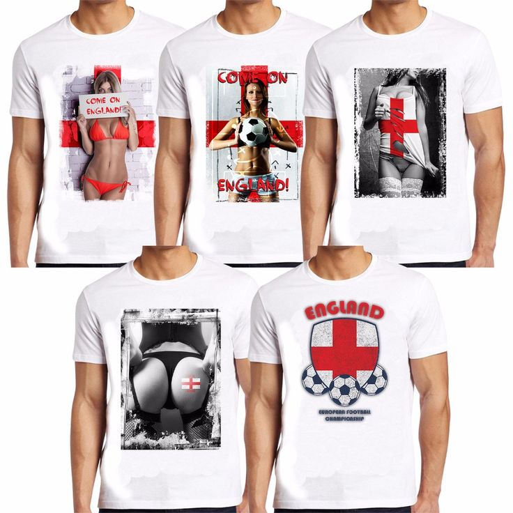 New European Champions England White Shirt Men Design Supporter Casual Fitness T-shirt Short Sleeve Cotton O Neck Tshirt Tees. Yesterday's price: US $24.99 (20.28 EUR). Today's price: US $17.49 (14.28 EUR). Discount: 30%.