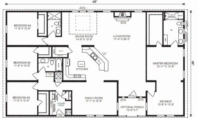 13 Awesome Moduline Homes Floor Plans Home Design Floor Plans Ranch House Floor Plans House Plans One Story