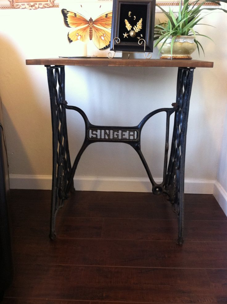Singer Sewing Table Legs