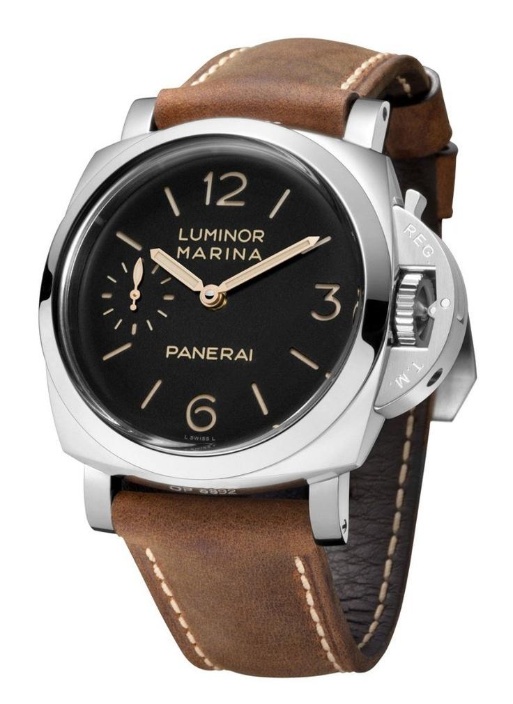 часы Panerai Luminor. Часы подводников. 150$