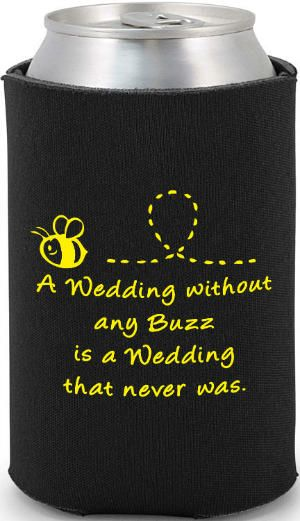 Wedding Koozies, Inexpensive Wedding Favors And Favors On