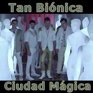 Acordes D Canciones: Tan Biónica - Ciudad Mágica