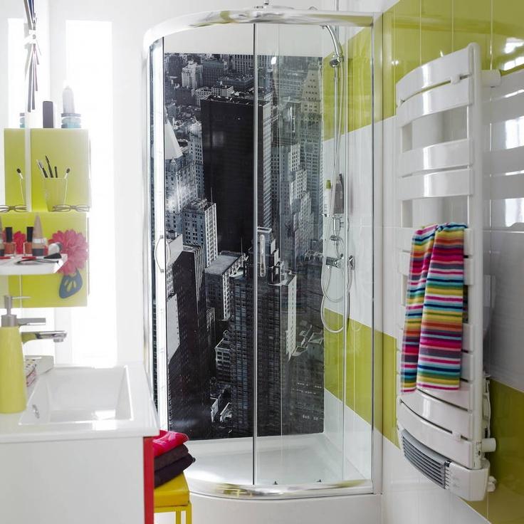 les 25 meilleures id es de la cat gorie panneaux muraux de salle de bain sur pinterest. Black Bedroom Furniture Sets. Home Design Ideas