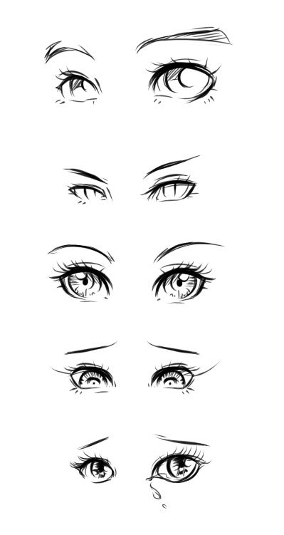 eye design tutorial ...