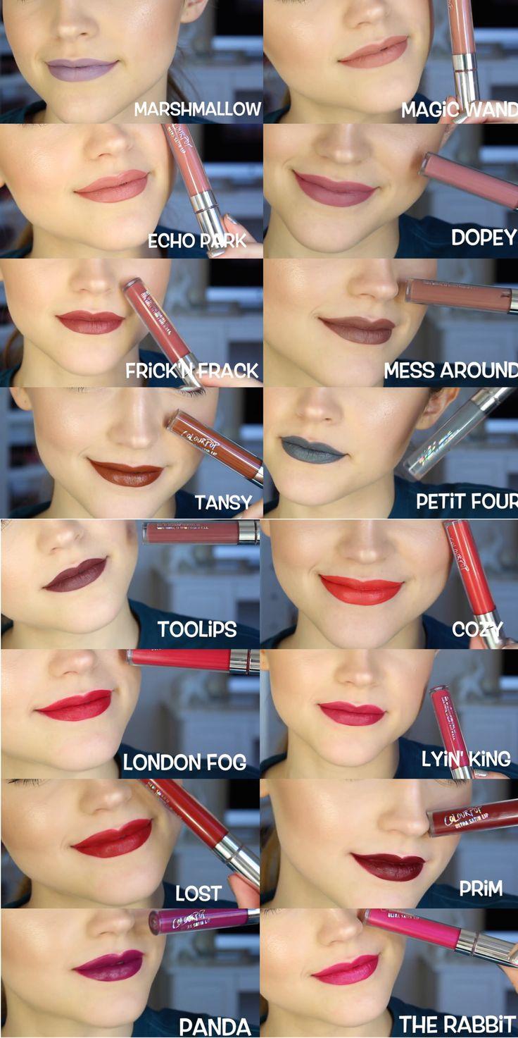 Colourpop Kylie Cosmetics: 17 Best Images About Colourpop Crack On Pinterest