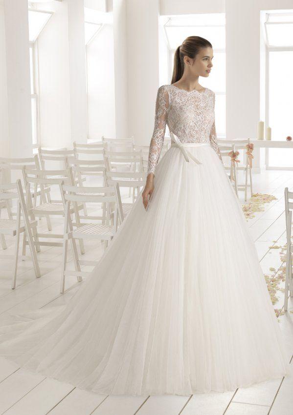 2c134 bambu | vestido de novia aire barcelona en madrid | vestidos