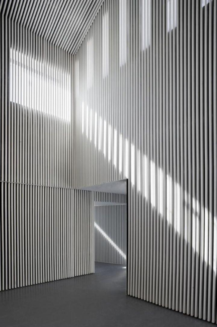 Centre Cultural Ferreries, Tortosa. Josep Camps - Olga Felip
