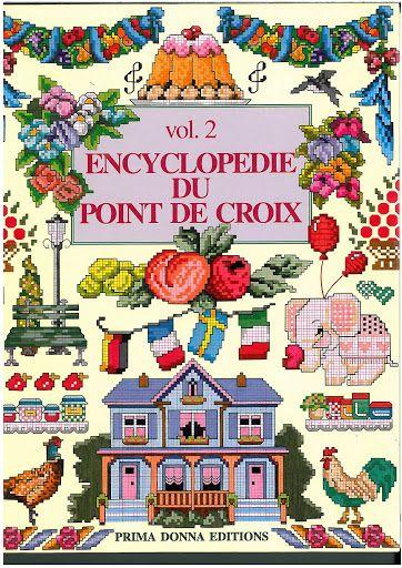 Enciclopedia del punto de cruz (vol. 2)