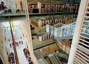 bibliotheques et archives nationale du quebec