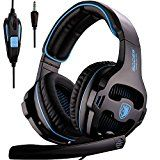 #10: [2016 New Version Headset for PS4 PC New xbox one] SADES 810S Gaming Headset Headphones for PS4 New xbox one PC Laptop MAC… #tech #ad