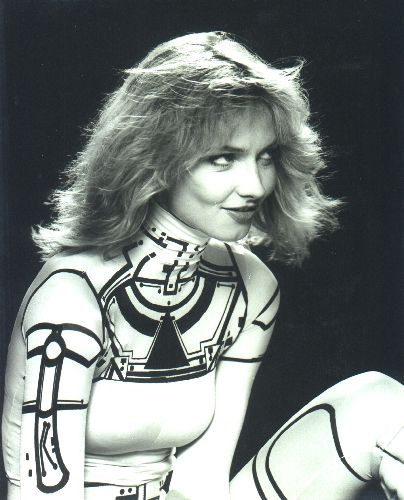 Tron - Cindy Morgan 1982                                                                                                                                                                                 More