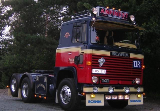 Truck made in Belgium :: Séries LB 141
