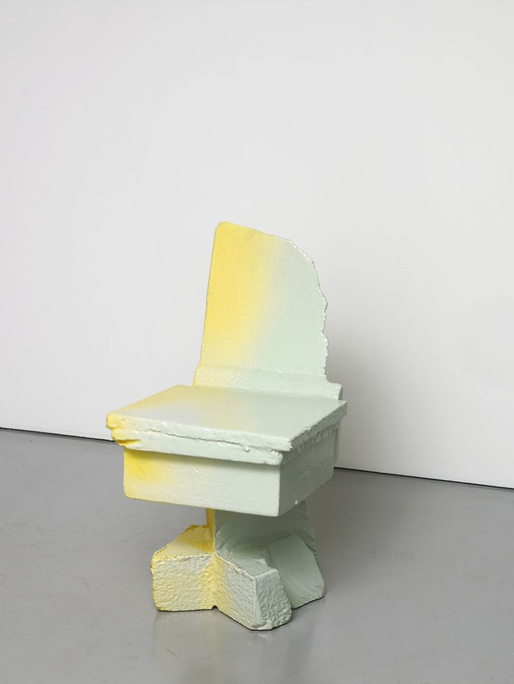 Chair, From Scrap Poly Pastel Series, 2014 | C H A I R A F F A I R |  Pinterest | Interiors