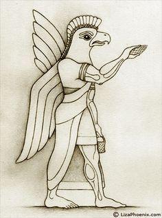 ... about Anunnaki on Pinterest | Sumerian Anunnaki nibiru and Aliens
