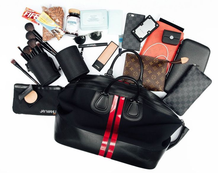 What's in your bag, Jay Manuel? | Beauty | FASHION Magazine |