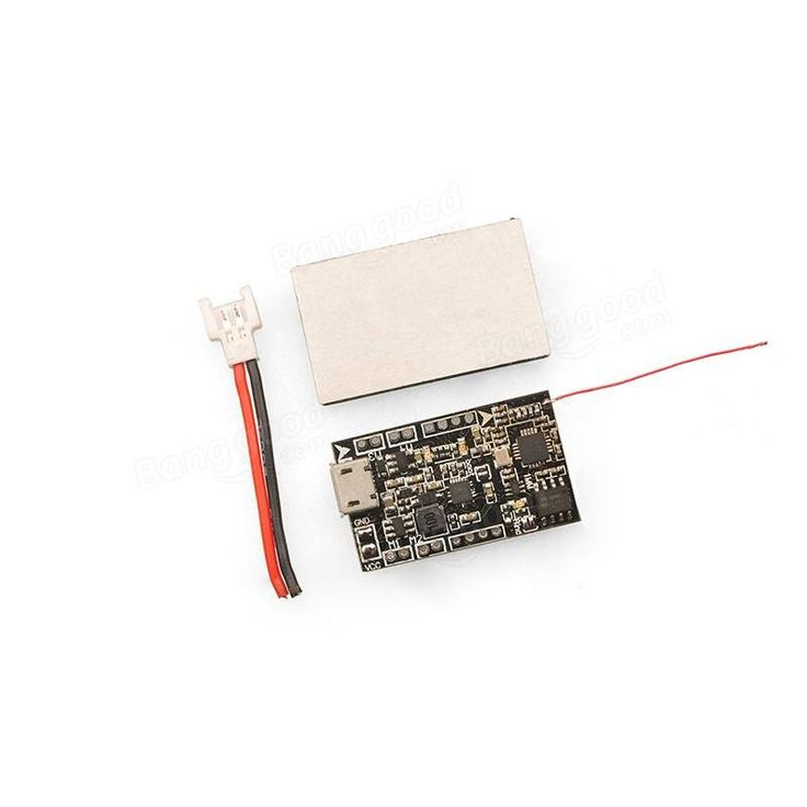 Eachine FLF3_EVO Brushed Flight Control Board Built-in FLYSKY Compatible PPM 6CH Receiver For QX95 QX90 QX90C