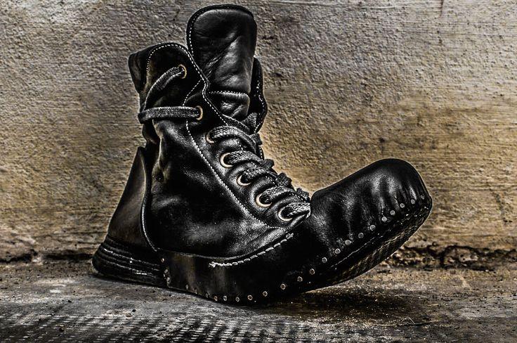 Nihomano Opanca sneaker Black