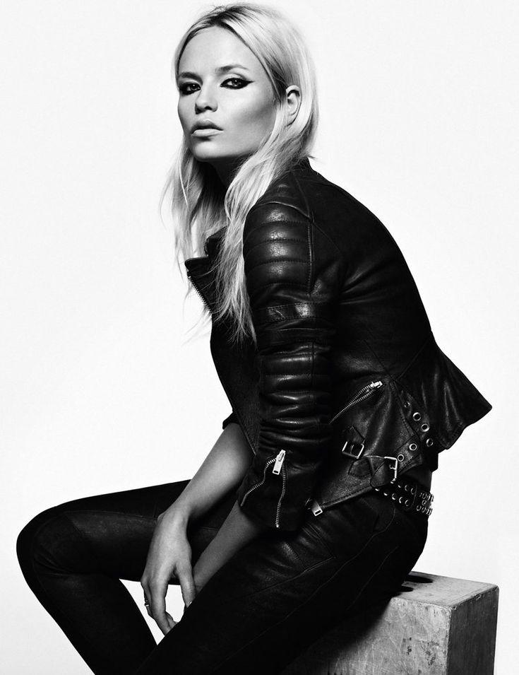 Vogue Spain || November 2011 // Model: Natasha Poly // Photographer: Lachlan Bailey.