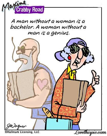 man and woman funny quotes #humor #funny +++To see more, visit http://www.quotesarelife.com/