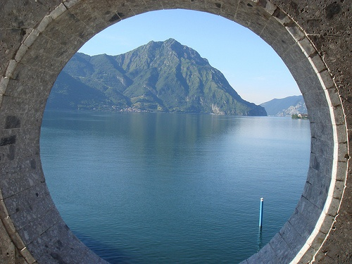 Lovere, Lago d'Iseo. This time tomorrow I'll be relaxing by the lake :-)