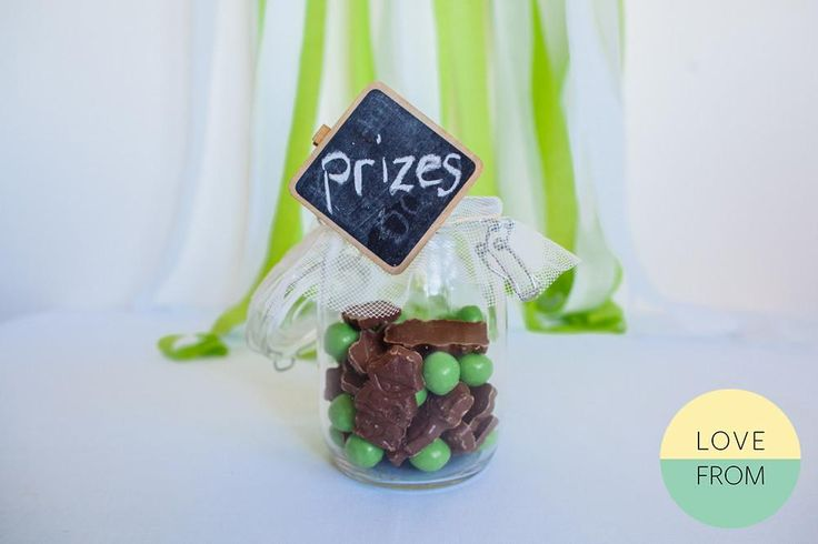 We give out treats as prizes, these help to keep the kids keen and participating in the games. A bit of bribery never goes astray!    https://lovefrom.shop/blogs/blog/lets-go-wild-party
