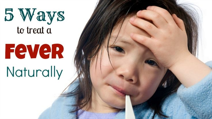 """According to two distinguished pediatricians the NUMBERS DON'T MATTER when it comes to a fever:    """"There is no 'number' on a thermometer that requires a trip to the Emergency Department. Nope, not even 104F degrees. With very specific exceptions, kids do not have to maintain a """"normal"""" temperature during times of illness.""""    ~ Natasha Bergert, MD    Here's what to watch for instead of the numbers and how to bring a fever down naturally when needed."""