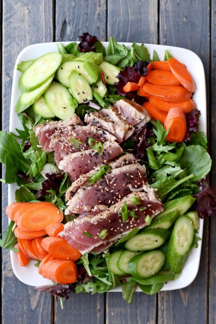 recipe: tuna steak salad dressing [36]