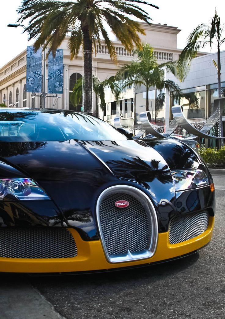 Summer!! Bugatti Veyron