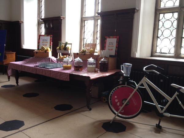 Die besten 25+ Smoothie bike Ideen auf Pinterest Interaktive - mobile kuche chmara rosinke neuer wohnstil