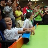 Деца с увреждания се включват в турнир по крикет на маса в Пловдив