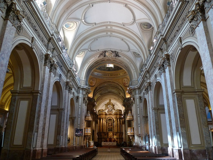 Metropolitan Cathedral - Buenos Aires